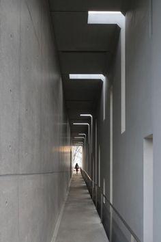 @_archdaily| Museo del arte Mizuta
