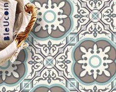 Bristol Kitchen Bathroom Backsplash Tile Wall Stair Floor | Etsy Tile Decals, Wall Tiles, Backsplash Tile, Flooring For Stairs, Flooring Ideas, Peel And Stick Vinyl, Stick On Tiles, Floor Finishes, Grout