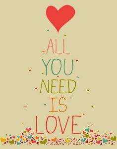 All you need is love poster Poster S, Casino Theme, More Than Words, All You Need Is Love, Be My Valentine, Valentines Art, Vintage Posters, Giclee Print, Iphone Wallpaper