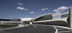 JFK Airport's Long-Abandoned TWA Terminal Is Becoming A Hotel