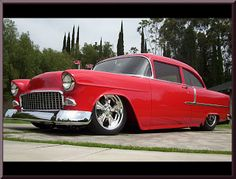 Tri-Five Planet: A collection of '55-'57 Chevy hot rods...: Scott's Hotrods 'N Customs and Classic Car Marketi...