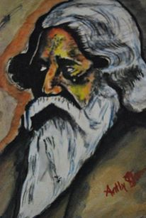 Rabindranath Tagore   By Sreejesh