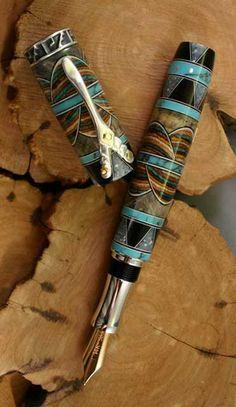 Mark Gisi fountain pen