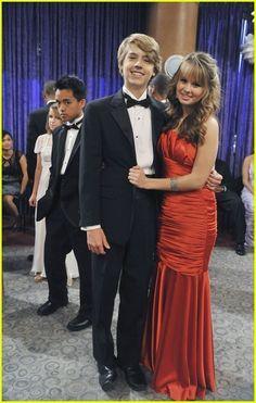 Dylan Sprouse & Debby Ryan