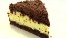 """Этот пирог сочетает в себе сочную творожную начинку с """"воздушным"""" песочным тестом. В 100 г - 320 ккал. Ингредиенты: крошка: мука - 300 г масло сливочное - 20..."""