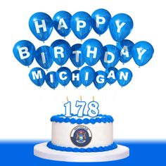 178 years ago today, Michigan became the 26th State to enter the union. Happy Birthday!