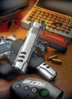 S&W Performance Center .45 1911