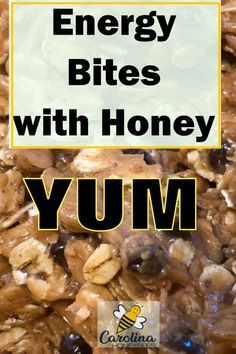 Honey snack recipe: Peanut Butter & Oatmeal with Honey Energy Bites! Best Nutrition Food, Nutrition Guide, Kids Nutrition, Health And Nutrition, Health Tips, Human Nutrition, Nutrition Articles, Fitness Nutrition, Health Care