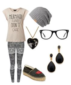 """""""Untitled #240"""" by redlipstyle ❤ liked on Polyvore"""
