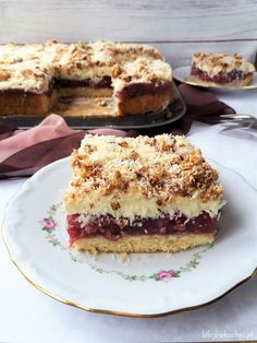 Easy Meals, Easy Recipes, Cake Cookies, Scones, Tiramisu, Carrots, French Toast, Cherry, Pudding