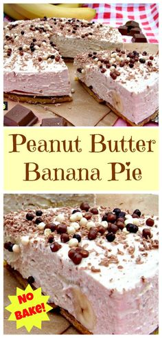 Kit Kat Peanut Butter Pie | Recipe | Peanut Butter, Peanuts and Pies