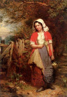 Henry Campotosto (1833 – 1910) – Pintor Belga_3