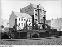 Berlin, Jungfernbrücke - 24 March 1964 - Franke, Klaus