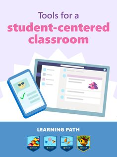 In this learning path, you'll gain insights on how to keep your classroom connected, your students engaged, and your curriculum accessible during the shift to hybrid learning. Check it out to prep for the upcoming school year. Student Centered Classroom, Student Centered Learning, Teacher Hacks, Learning Environments, Professional Development, The Fosters, Curriculum, Gain, Microsoft