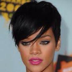 <3 Rihanna's hair