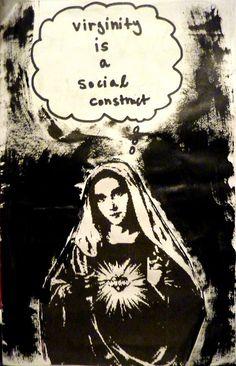 Mary on Virginity