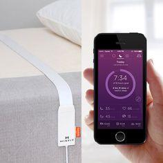 Misfit Beddit Sleep Monitor #Automatic, #Monitor, #Sleep