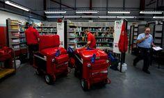 Royal Mail set for stock market flotation