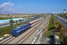 RailPictures.Net Photo: A302 OSE Hellenic Railways Organization Alco dL-500 at Eleutherios Venizelos ,Central Airport of Athens, Greece by Emmanuel Gallidakias