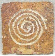 anasazi petroglyph, spiral | Field notes from the 40th parallel