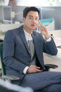 Handsome Korean Actors, Handsome Boys, Kim Young, Park Hae Jin, Hot Asian Men, Formal Suits, Kdrama Actors, Korean Celebrities, Celebs