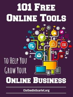 Do you run an online business? Here are 101 free online tools to help you grow your online business.