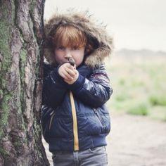 Vinrose jas Brandon – Domino Kinderkleding