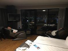 #Friskonomen Massage i sviten på Hotell 11