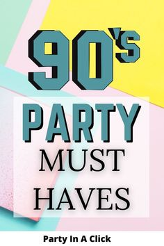 90s Themed Party Drinking Game, bring it back with this throwback to the 1990s game.If you are planning or hosting a 90s theme party, than this drinking game is for you! With over 100 cards, you and your gang will be laughing and drinking with a few 90s references along the way!90s theme party drinking game, 90s party ideas, 90s bachelorette party, 90s birthday party, nineties party, dirty thirty.Nineties Retro Throwback Drinking Game| 90s Themed Party| 30th Birthday Party Ideas 30th Birthday Parties, Birthday Party Decorations, Party Themes, Bachelorette Drinking Games, 90s Theme, 90s Party, Bridal Shower Party, Party Supplies, Birthday Decorations