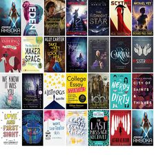 "Saturday, November 26, 2016: The Framingham Public Library has nine new bestsellers and 18 other new books in the Teen section.   The new titles this week include ""Star Wars: Ahsoka,"" ""Children of Eden: A Novel,"" and ""Tales from the Shadowhunter Academy."""