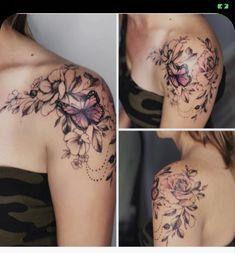 cattatto coupletatto shouldertatto snaketatto tatto Everything for Tattoo tattoo feminin Tattoos For Women Flowers, Arm Tattoos For Women, Tattoos For Guys, Guy Tattoos, Mens Tattoos, Dragon Tattoos, Celtic Tattoos, Sister Tattoos, Friend Tattoos