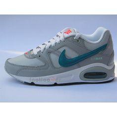 Scarpe Nike Air Max Command Gs 407626 010 Running Moda Ragazzo Ragazza