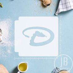 Arizona Diamondbacks 783-021 Stencil now available at jbcookiecutters.com! Questions? Email us at info@jbcookiecutters.com #cake #spraypaint #decorations #diy #homemade #handmade #bakingsupplies #instadaily #instafood #igdaily #jbcutoutoflove #stencils #stencil #customize #arizona #diamondbacks #baseball