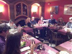Cena de Empresa COPC, Barcelona