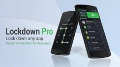 Lockdown Pro is the perfect software lock and privateness defend tool,Requires: Android 2.2 and up Size : 5.0 MB