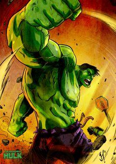 #Hulk #Fan #Art. (HULK) By: Gee HALE. (THE * 5 * STÅR * ÅWARD * OF: * AW YEAH, IT'S MAJOR ÅWESOMENESS!!!™)[THANK Ü 4 PINNING!!!<·><]<©>ÅÅÅ+(OB4E)