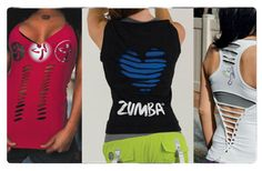 designing your own zumba clothes