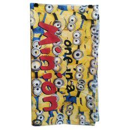 Minion Towel - Minions Inc.