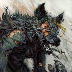 lobisomens - werewolf
