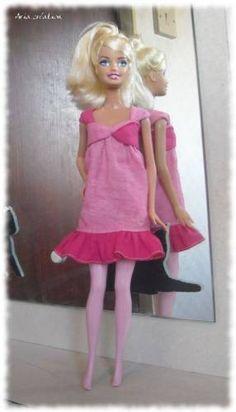 robe-barbie-rose