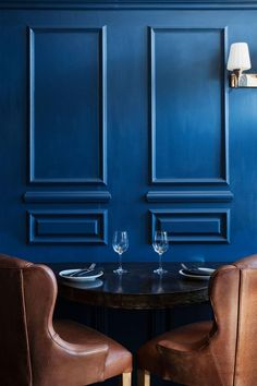 La Petite Maison Brings Bistro-Style Fine Dining To Melville Melville Johannesburg, Van Niekerk, Michelin Star, Being A Landlord, Fine Dining, Small Spaces, Colour, Blue, Design