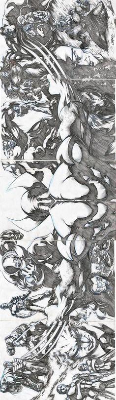 Wolverine by Jimbo Salgado *