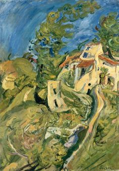 Samuel Gruber's Jewish Art & Monuments: Happy Birthday Chaim Soutine (1893-1943)!