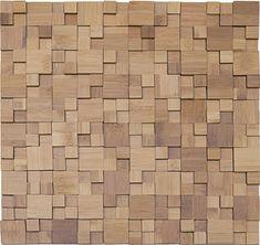 Linha Wood Mosaic | Nevada Revestimentos