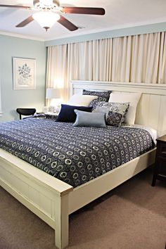 Trendy Bedroom Curtains Behind Bed Bedspreads Apartment Decor, Home, Curtains Bedroom, Bedroom Inspirations, Curtains Behind Bed, Window Behind Bed, Home Bedroom, Remodel Bedroom, Home Decor