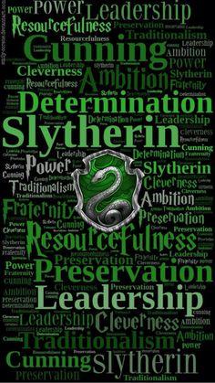 Go Slytherin!!