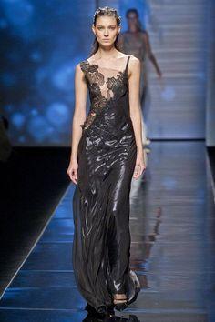 Alberta Ferretti - En la Fashion Week de Milan