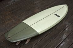Quadkumber by Almond Surfboards.