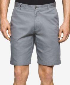 Calvin Klein Men's Slim-Fit Bedford Cord Shorts | macys.com