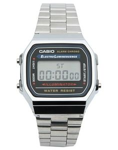 bf6304a586 JUST IN  Retro Silver Casio Watch £28.50 Watches For Men